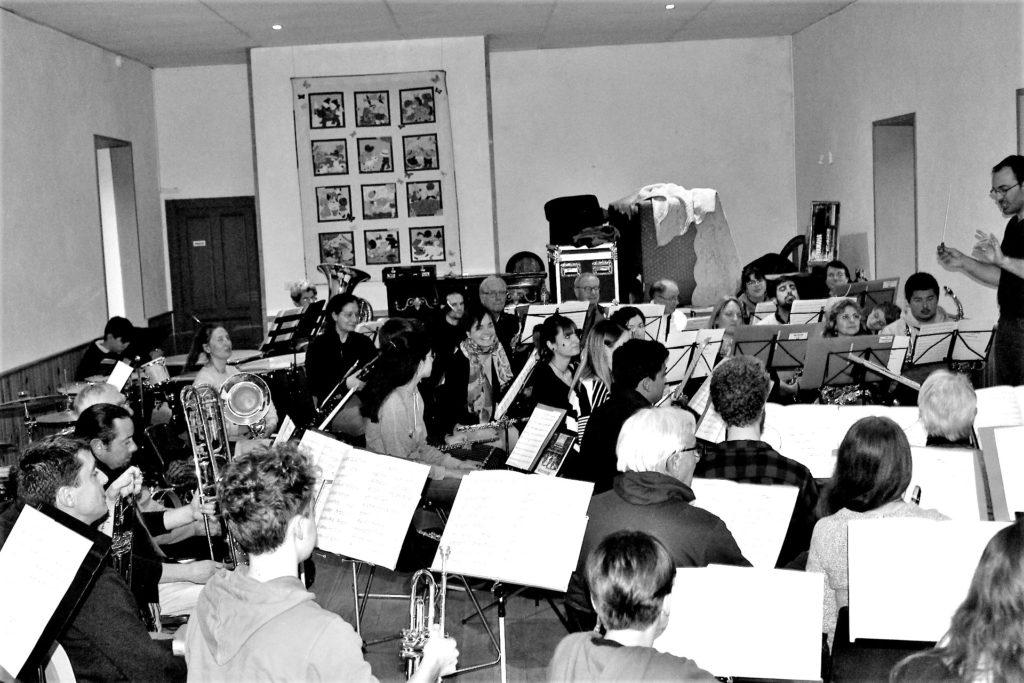 groupe musique gite rhone alpes